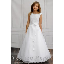 Lovely Handmade First Holy Communion Dress Style MARIBEL