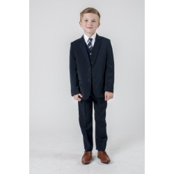 Navy 5 Piece First Holy Communion/Special Occasion Suit Style KEVIN