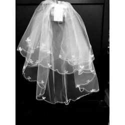 First Holy Communion Veil Style 2080