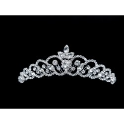 First Holy Communion Tiara by Little People Style 5877