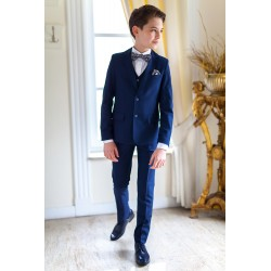 Navy 2 Piece Confirmation Suit Style DIEGO 17